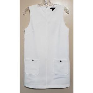 Forever 21 Vintage White Dress